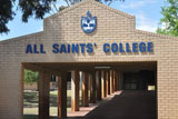 All Saints' College - Commercial Painting